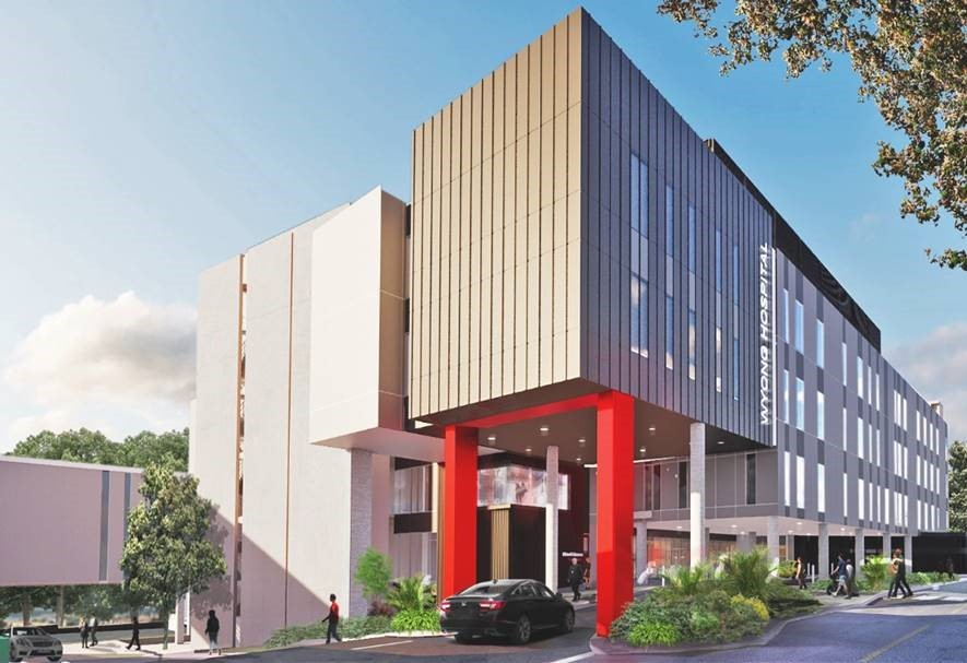 Wyong Hospital Redevelopment - Health Infrastructure NSW