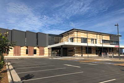 New Macksville Hospital now open