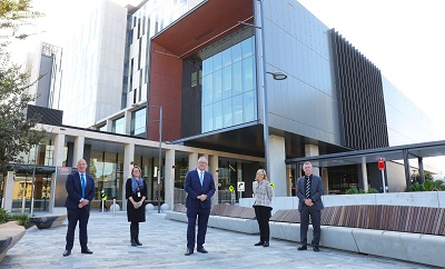Westmead Redevelopment completed ahead of schedule